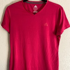 Adidas workout tshirt